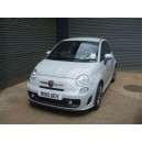 Fiat 500 Abarth roll cage (CDS)
