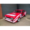 Ford Capri Mk2 roll cage (CDS)