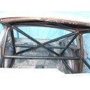 Ford Mustang Fastback roll cage (CDS)