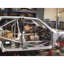Lancia Delta Integrale Work Style roll cage (T45)