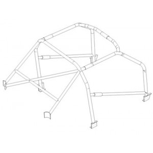 Aston Martin roll cage (CDS)