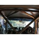 Mitsubishi Colt 02 on roll cage (CDS)