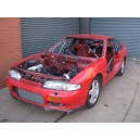 Nissan 200SX S14 roll cage (CDS)