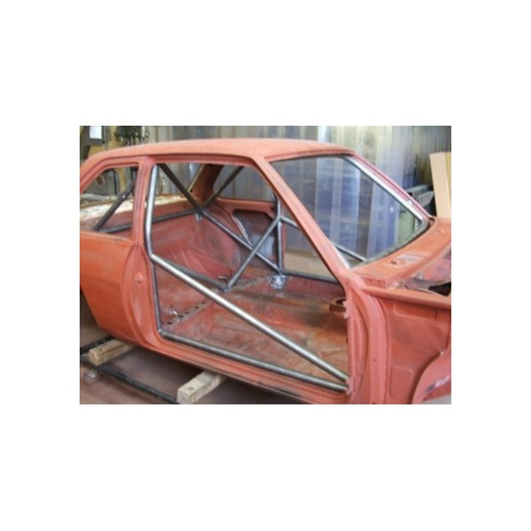 Opel Ascona Roll Cage T45