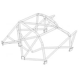 Audi TT roll cage (CDS)