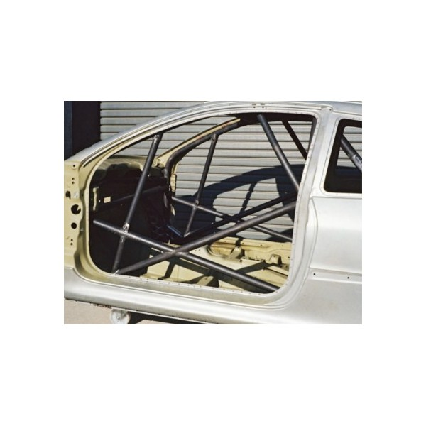 Peugeot 206 Roll Cage Cds