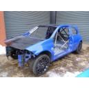 Renault Megane roll cage (CDS)