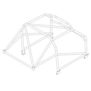 Chevrolet Camaro roll cage (T45)